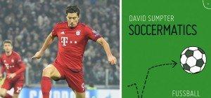 "Fußball-Lesetipp: ""Soccermatics"" von David Sumpter"