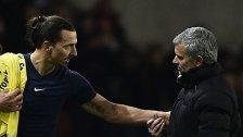Zlatan Ibrahimovic hat einen neuen Verein