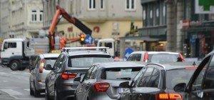 Neue Baustellen ab Montag in mehreren Wiener Bezirken
