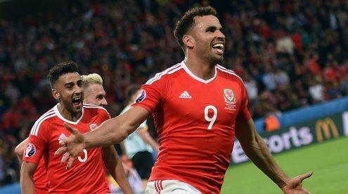 Sieg über Belgien: Wales steht sensationell im EM-Halbfinale