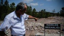 """""""Friedhof der Verräter"""" für getötete Putschisten"""