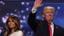 Trump-Ehefrau: Lebenslauf gefälscht?