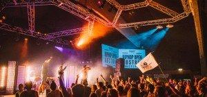 Fette Beats und gute Laune: Das war das HipHop Open Austria 2016