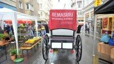 """Straßenfest """"Remasuri"""" auf der Wiener Wollzeile"""