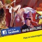 Cirque Erotique De L'Amour von 1. bis 4. September in Stockerau