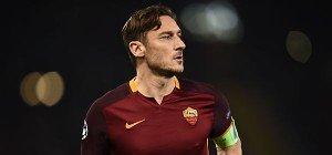 Rom und Sportstars huldigten Totti an seinem 40. Geburtstag
