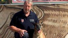 Wiener holt bei der IRO- Rettungshunde-WM Gold