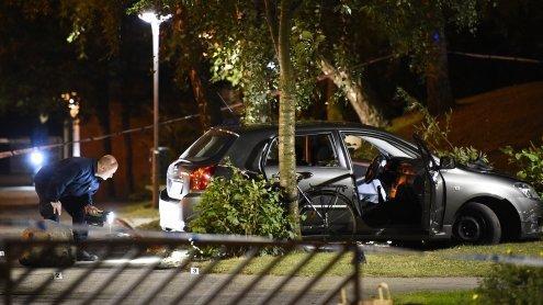 Vier Verletzte bei Schießerei