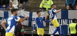 Berisha wird zum Fußball-Held für Kosovo