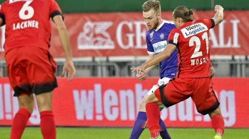Admira konterte Austria Wien in Bundesliga-Spiel eiskalt aus