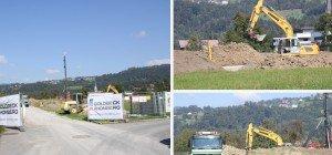 Bischofberger Transporte bekommt eine neue Güterumschlaghalle in Schwarzach