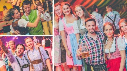 Fotos: Das war der erste Samstag der Wiener-Wiesn-Party 2016