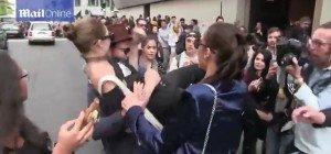 Promi-Schreck belästigt Gigi Hadid – aber sie schlägt zurück!