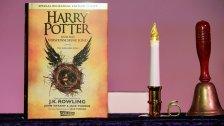 Verkaufsstart für neuen Harry Potter auf Deutsch