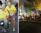 Für den guten Zweck: Über 20.000 Laufbegeisterte beim Vienna Night Run