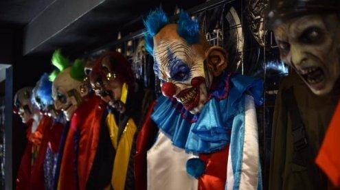 """""""Horror-Clowns"""" drohen auch strafrechtliche Konsequenzen"""