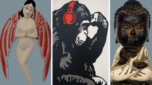 Fairtrade Kunsthandwerk aus aller Welt bei Weihnachtsbasar