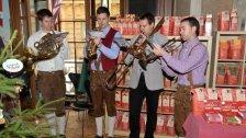 Weihnachtsmarkt im Theatermuseum Wien