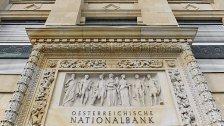 Nationalbank holte 30 Tonnen Gold nach Wien