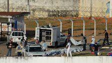 Brasilien: 26 Tote bei Blutbad in Gefängnis