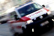 25-Jährige am Zebrastreifen von PKW erfasst und verletzt