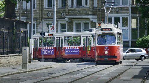 Straßenbahn in Wien gestohlen: Polizei fasst einen Ex-Mitarbeiter