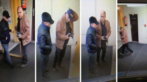 Raubüberfall in Wien-Mariahilf: Sie gaben sich als Polizisten aus