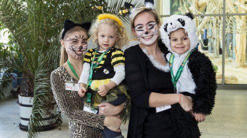 Tipp: Tierisches Faschingsfest im Wiener Tiergarten Schönbrunn