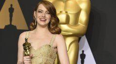 Emma Stone im Film- Olymp angekommen