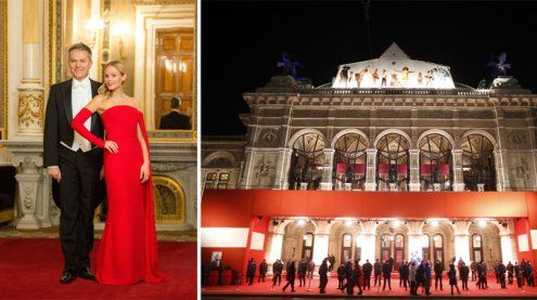 Opernball im TV: Die ORF-Termine