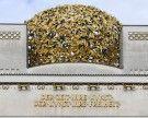Wiener Secession wird generalsaniert: Gold wieder glänzen lassen