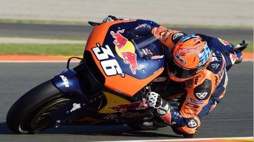 Orange ist die neue Farbe in MotoGP - KTM in Königsklasse