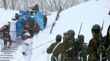 Japan: Schüler bei Lawinenabgang getötet