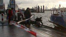 HSV-Manager offenbar tot in der Elbe gefunden