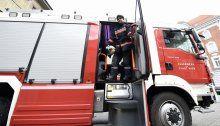 Brand in Asylwerberunter- kunft im Bezirk St. Pölten