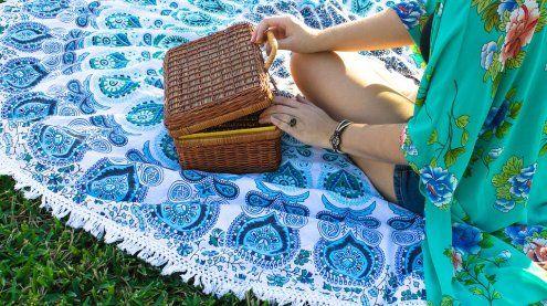 Picknicken: Die schönsten Plätze