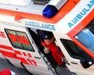 Arbeiter in Wien zwölf Meter abgestürzt