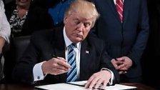 US-Wirtschaft büßt unter Trump an Tempo ein