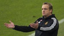 Rapid Wien löst Vertrag mit Mike Büskens auf