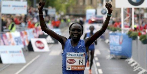 Kenianerin Nancy Kiprop gewinnt Marathon in zweitbester VCM-Zeit