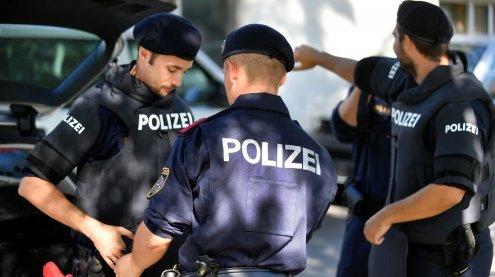 Randalierer verletzte am Wiener Jugendamt zwei Polizeibeamte
