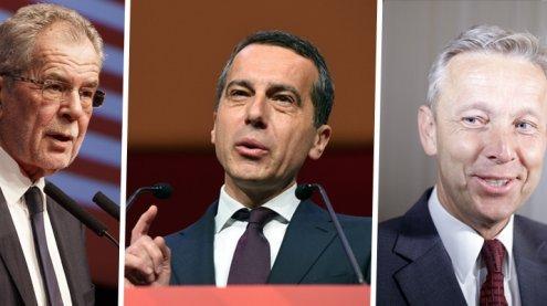"""Kanzler Kern ist """"kein Masochist"""""""