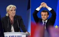 Emmanuel Macron könnte jüngster Präsident werden