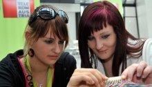 Umfangreiches Programm beim Wiener Töchtertag