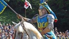 Mittelalter-Feeling beim Ritterfest in Alt Erlaa