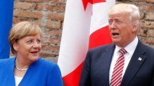 Merkel: USA nicht weiter verlässlicher Partner