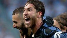 Real Madrid jubelt: Endlich wieder Meister