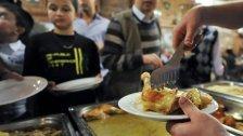 """Ramadan: """"Baklava für alle"""" am Reumannplatz"""