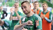 Hofmann stellte Schöttels Rekord bei Rapid Wien ein