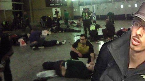 Polizei veröffentlicht Fotos des Attentäters kurz vor dem Angriff